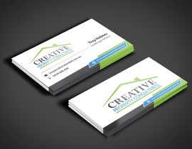 #88 untuk Design some Business Cards for Creative Property Consultants oleh angelacini