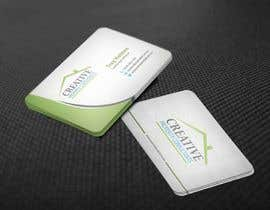 #103 untuk Design some Business Cards for Creative Property Consultants oleh imtiazmahmud80