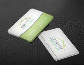 #110 untuk Design some Business Cards for Creative Property Consultants oleh imtiazmahmud80