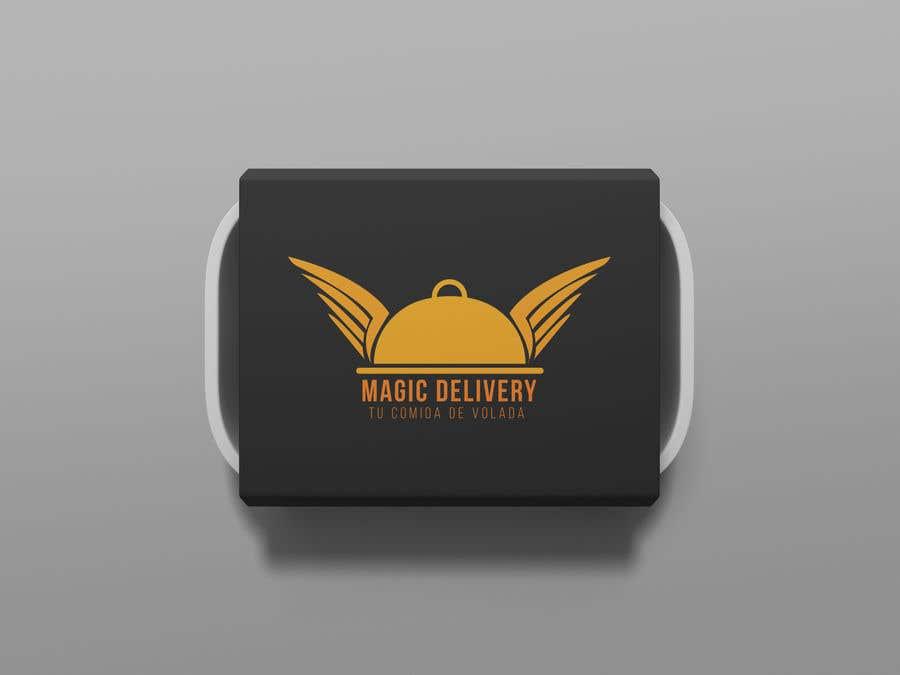 Kilpailutyö #                                        27                                      kilpailussa                                         Create a brand logo and eslogan for an Delivery App
