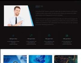Nro 9 kilpailuun Website templates for security pentesting website käyttäjältä rakibuddinsarkar