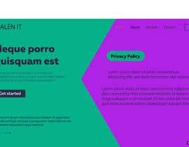 Nro 11 kilpailuun Website templates for security pentesting website käyttäjältä bijoyamin21