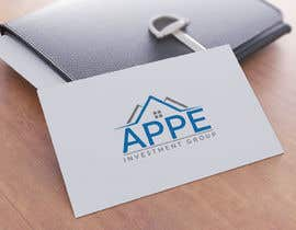 "#247 pentru Need a logo made for my real estate/investment company: ""Appe Investment Group"" de către JaneBurke"
