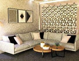 nº 9 pour Design Living Room par mariam8811