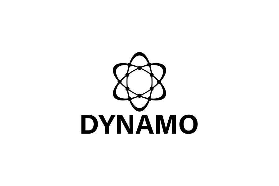 Конкурсная заявка №                                        592                                      для                                         Logo for Dynamo