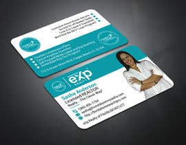 #155 for Business Card Design by sultanagd