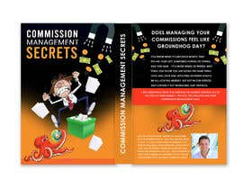 neharasheed876 tarafından Commission Management Secrets - Business Book Cover and Rear için no 29