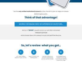 Nro 28 kilpailuun 3 Email Landing Pages Needed käyttäjältä mariaracines13