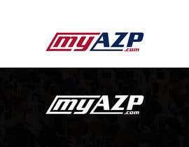 Nro 1477 kilpailuun Create logo for myAZP.com käyttäjältä farhana6akter