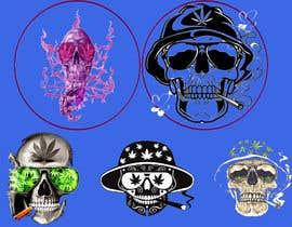 #8 pentru design logo for this artist & for custom jewelry de către smartfreelancer7