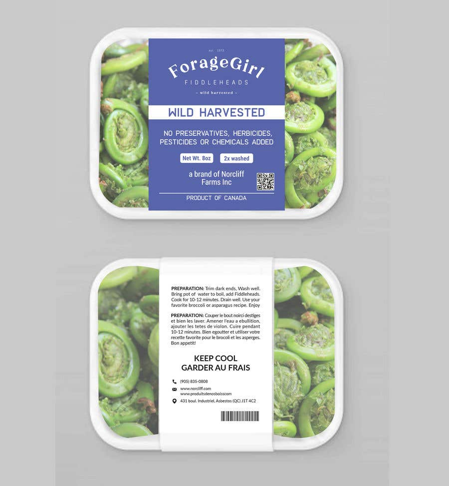 Contest Entry #                                        32                                      for                                         Produce Label