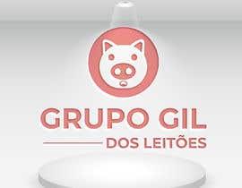 #92 for Piglet restaurant logo af designcute