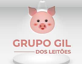 #94 for Piglet restaurant logo af designcute