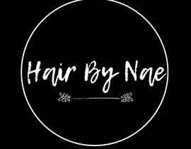 #147 cho Make me a Logo  ( HAIR BY NAE ) bởi nurulcheismail