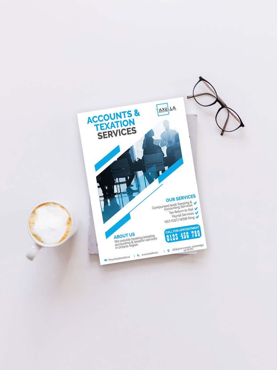 Kilpailutyö #                                        33                                      kilpailussa                                         Brochure Design for Business Firm.