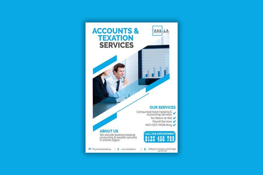Kilpailutyö #                                        36                                      kilpailussa                                         Brochure Design for Business Firm.