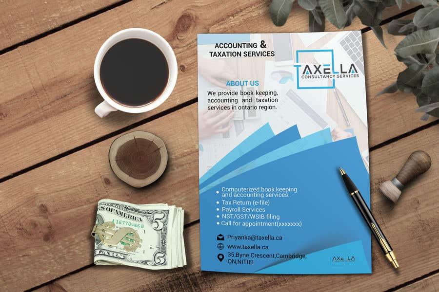Kilpailutyö #                                        15                                      kilpailussa                                         Brochure Design for Business Firm.