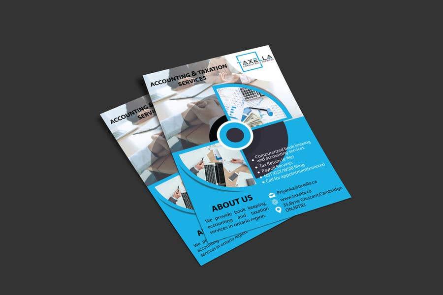 Kilpailutyö #                                        16                                      kilpailussa                                         Brochure Design for Business Firm.