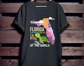 #328 для FLORIDA SEA TURTLE T- SHIRT DESIGN от MohammadYeasir