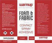 Graphic Design Contest Entry #5 for Design an attention grabbing label for aerosol