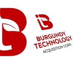 #276 pentru Burgundy Technology Logo Creation de către igrrdesign