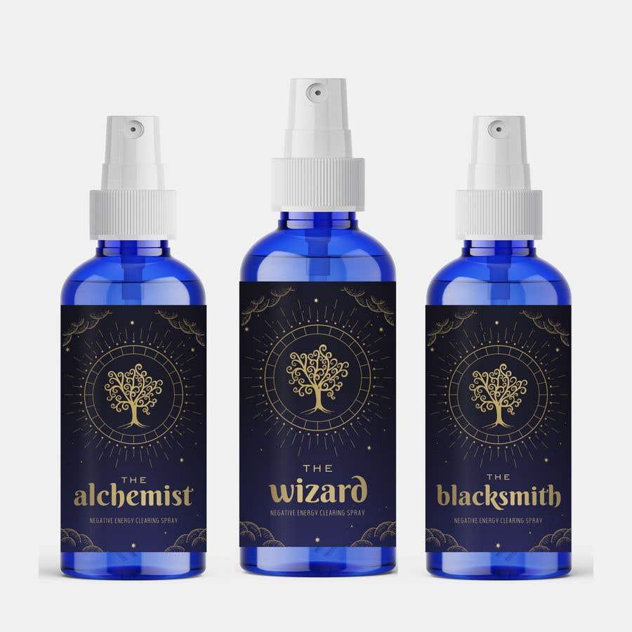 Bài tham dự cuộc thi #                                        149                                      cho                                         Alchemy Spray Mist Labels and Flyer