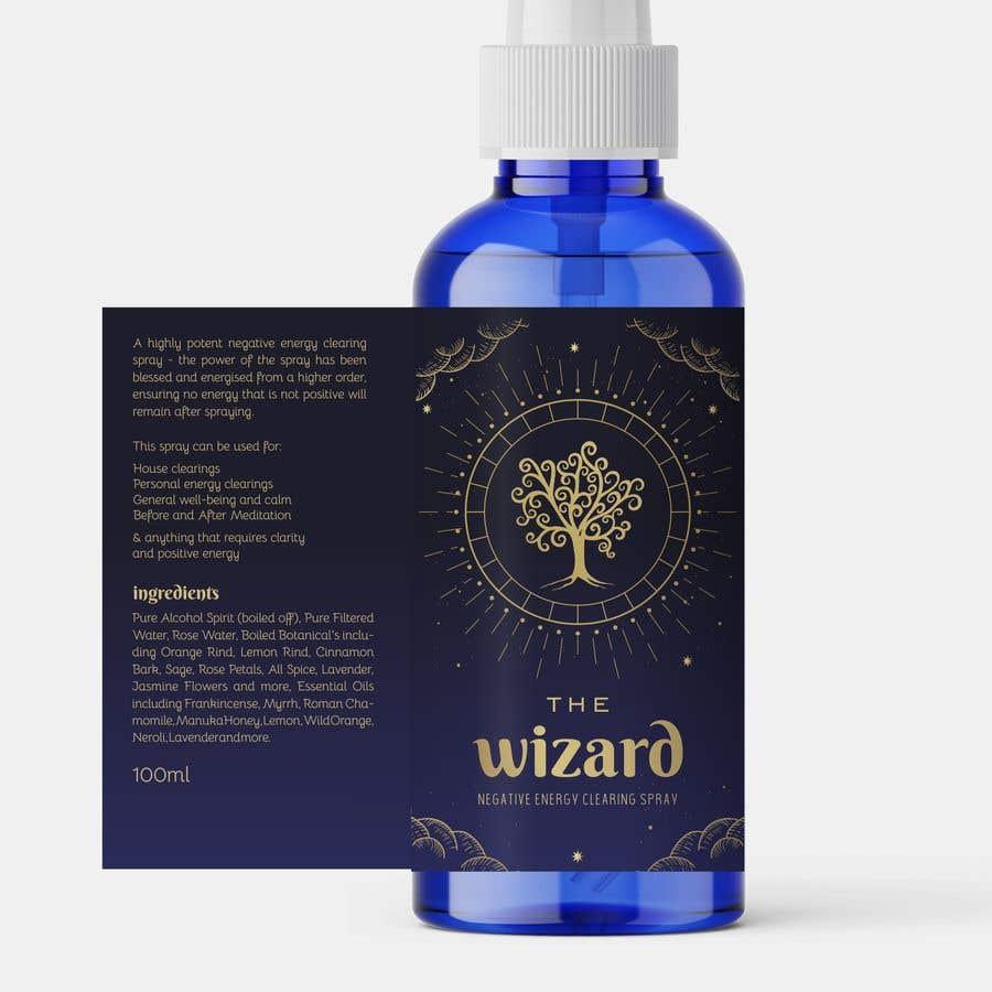 Bài tham dự cuộc thi #                                        156                                      cho                                         Alchemy Spray Mist Labels and Flyer