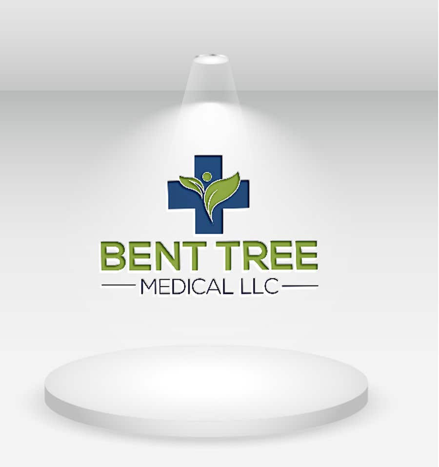 Penyertaan Peraduan #                                        162                                      untuk                                         Bent Tree Medical LLC is looking for a Logo Designer to design their logo.
