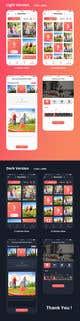 Ảnh thumbnail bài tham dự cuộc thi #                                                23                                              cho                                                 Redesign iOS App UI and Graphics