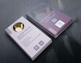 #84 for Ana Fotiny Business Cards by expertacademy