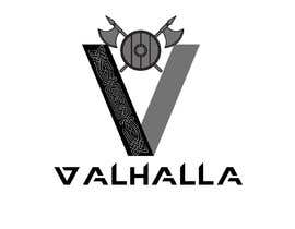 #14 for Valhalla Logo - Gaming Server af lukaliza