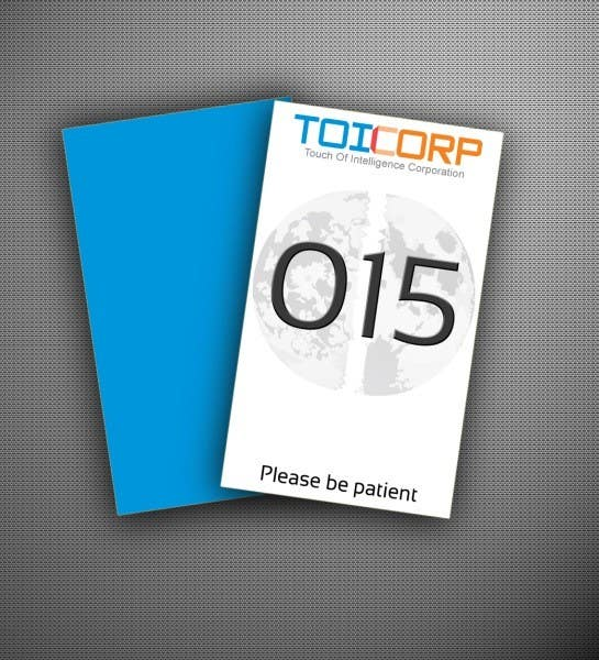 Contest Entry #                                        51                                      for                                         Logo & Stationery & Business Card Design for Touch of Intelligence Corporation