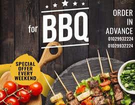 nº 50 pour BBQ Offer par kabirjallow