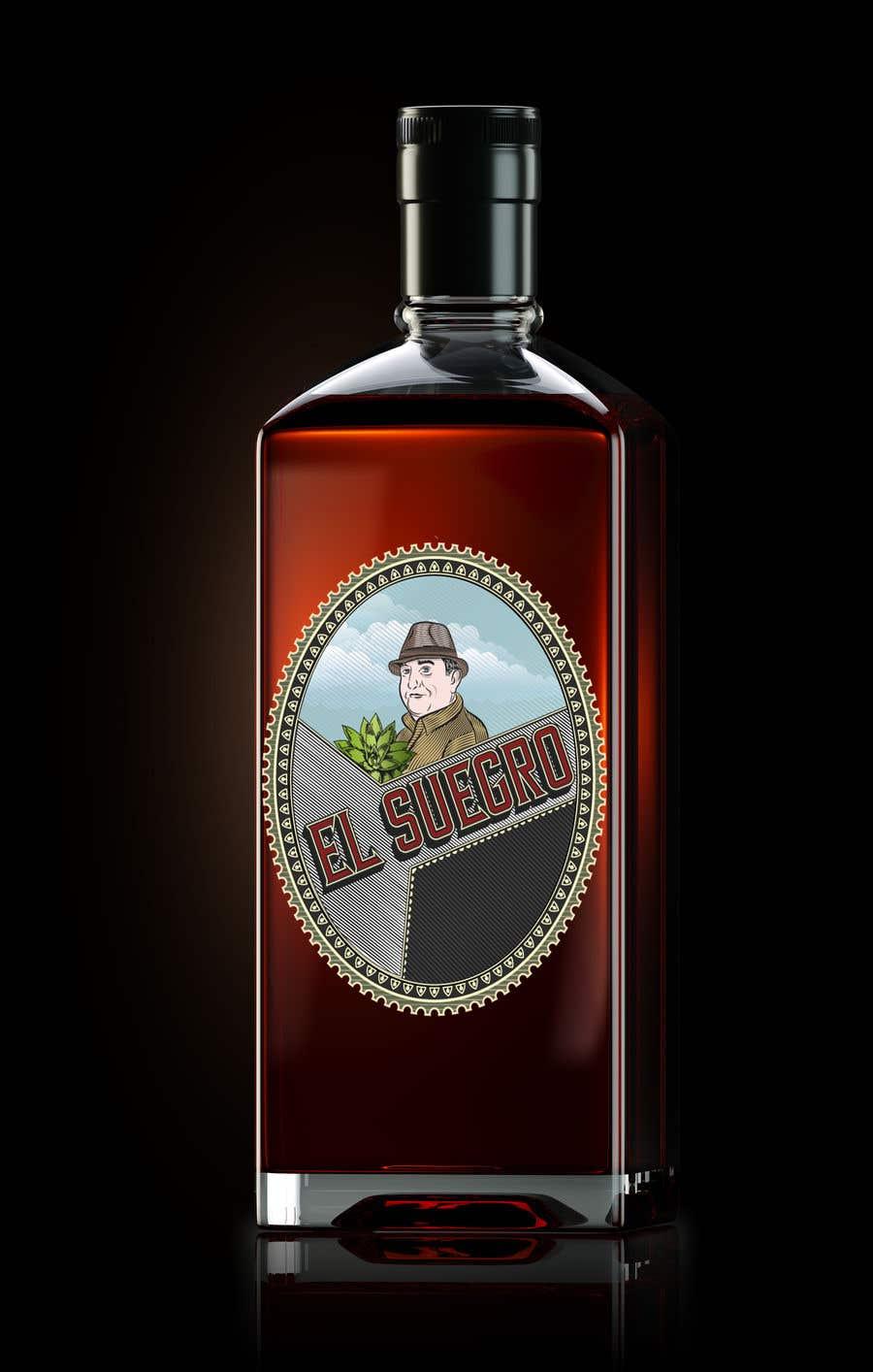 Kilpailutyö #                                        98                                      kilpailussa                                         Design logo + display on bottle