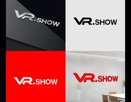 #612 for New Logo.. for VR.show / VR.estate by yaonn