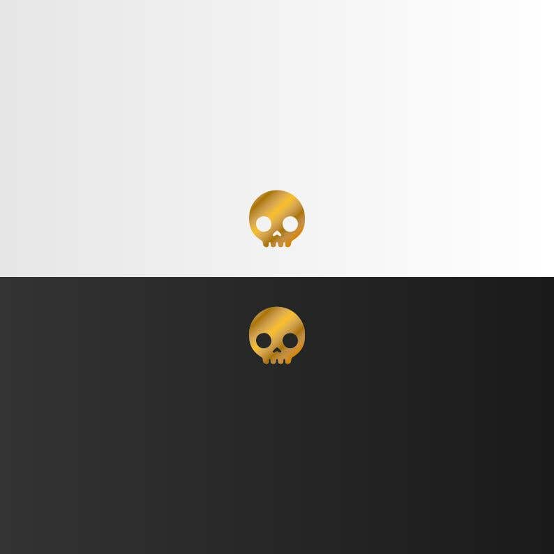 Contest Entry #                                        70                                      for                                         I'm a jewelry designer and I'm looking for a very unique cool skull design. That is closed with no outside openings. This is for jewelry. I attached an example. But be very unique and do not copy this example. It's just for simplicity.