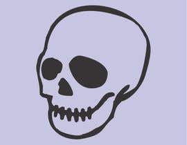 #67 for I'm a jewelry designer and I'm looking for a very unique cool skull design. That is closed with no outside openings. This is for jewelry. I attached an example. But be very unique and do not copy this example. It's just for simplicity. by abdul1189