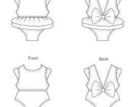 #12 for Design for newborn clothes by ssandaruwan84