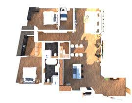 #70 for Interior Design / 3D visualization af nurazrinazizan