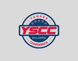 Nro 496 kilpailuun Athletic conference logo käyttäjältä hamza1994katkout