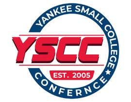 Nro 560 kilpailuun Athletic conference logo käyttäjältä shihabsalman88