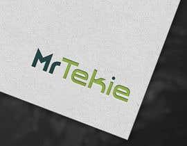 #313 untuk MrTekie Logo - 22/01/2021 13:35 EST oleh imsbr