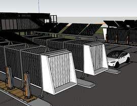 AeArts tarafından Design the Electric Car Charging station of the future! için no 7