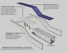#33 for Design the Electric Car Charging station of the future! by ARVANZ