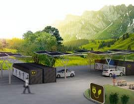stoth tarafından Design the Electric Car Charging station of the future! için no 25