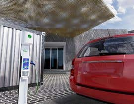 #3 for Design the Electric Car Charging station of the future! by KDezign