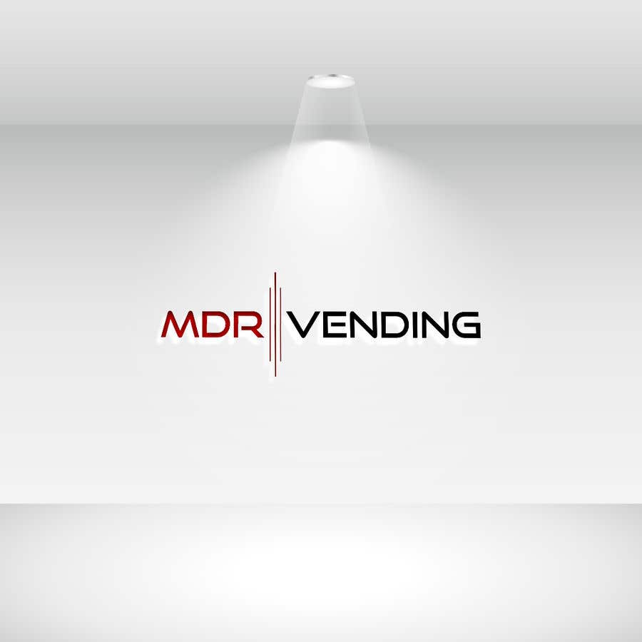 Kilpailutyö #                                        2                                      kilpailussa                                         Logo For my Vending Business