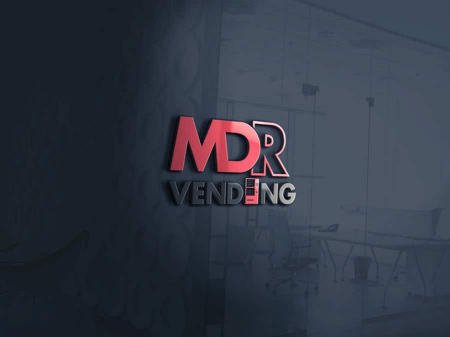 Kilpailutyö #                                        54                                      kilpailussa                                         Logo For my Vending Business