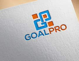 #345 for Create a new logo called GOALPRO af Rabeyak229