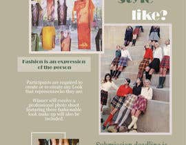 #20 for Fashion challenge flyer by IsratJahan9532
